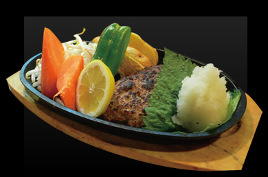 Hamburg Steak Set