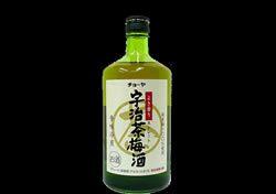 宇治茶梅酒(グラス)
