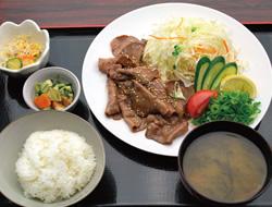 牛タン塩焼定食