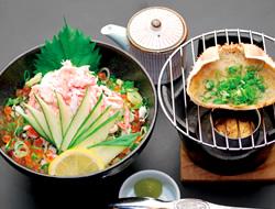 カニ味噌丼