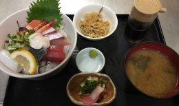 鳥取大善の海鮮丼
